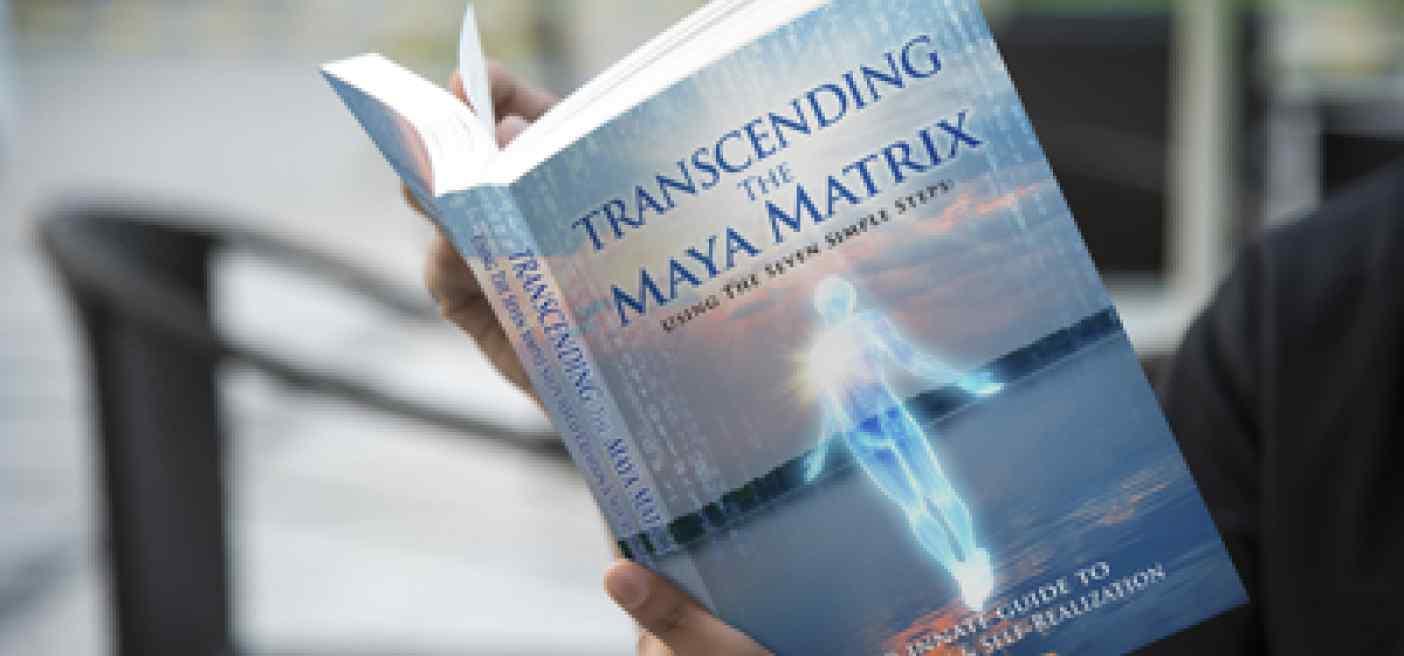 Transcending The Maya Matrix Book